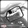 Suporte / Afastador Alforge Lateral Scam em Tubo - G 310 GS - BMW - Super Moto Shop