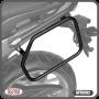 Suporte / Afastador Alforge Lateral Scam em Tubo - NC 700 / 750 X ano 2016 em Diante - Honda - Super Moto Shop