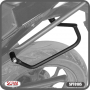 Suporte / Afastador Alforge Lateral Scam em Tubo - YZF R3 - Yamaha - Super Moto Shop