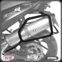 Suporte / Afastador Alforge Lateral Scam - F 800 R - BMW - Super Moto Shop