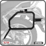 Suporte Bauletos Laterais Scam - Chopper Road 150 - Haojue - Super Moto Shop