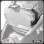 Suporte de Farol Auxiliar Modelo Scam em Policarbonato - R 1250 GS ano 2019 em Diante - BMW - Super Moto Shop