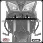 Suporte de Farol Auxiliar Modelo Scam Preto - MT-09 Tracer - Yamaha - Super Moto Shop
