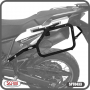 Suporte para Bau / Bauletos Lateral Scam - Africa Twin 1000 até 2018 - Honda - Super Moto Shop