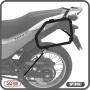 Suporte para Bau / Bauletos Lateral Scam - Bros NX-R 160 - Honda - Super Moto Shop