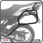 Suporte para Bau / Bauletos Lateral Scam - Crosser XTZ 150 - Yamaha - Super Moto Shop
