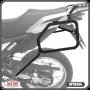 Suporte para Bau / Bauletos Lateral Scam - Crosser XTZ 150 - Yamaha - Super Moto Shop