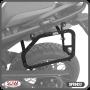 Suporte Lateral Scam para Bauletos Laterais Preto - F 850 / 750 GS - BMW - Super Moto Shop
