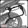 Suporte para Bau / Bauletos Lateral Scam - ER-6N até 2012 - Kawasaki - Super Moto Shop