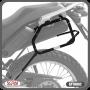 Suporte para Bau / Bauletos Lateral Scam - Tenere 250 até 2015 - Yamaha - Super Moto Shop