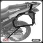Suporte para Bau / Bauletos Lateral Scam - XRE 190 - Honda - Super Moto Shop