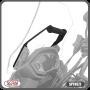 Suporte para GPS Scam Preto - CB 500 X 2016 em diante - Honda - Super Moto Shop
