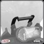 Suporte para GPS Scam Preto - F 750 GS - BMW - Super Moto Shop