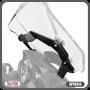 Suporte para GPS Scam Preto - V-Strom DL 1000 ano 2014 em Diante - Suzuki - Super Moto Shop