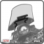 Suporte para GPS Scam Preto - Versys 650 Tourer ano 2015 em Diante - Kawasaki - Super Moto Shop