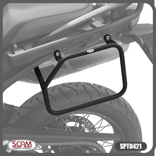 Suporte / Afastador de Alforge Lateral Scam Tubular - F 850 GS / F 750 GS - BMW