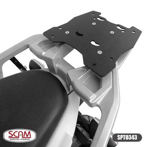 Bagageiro / Base Scam para Bauleto Traseiro - G 310 GS - BMW