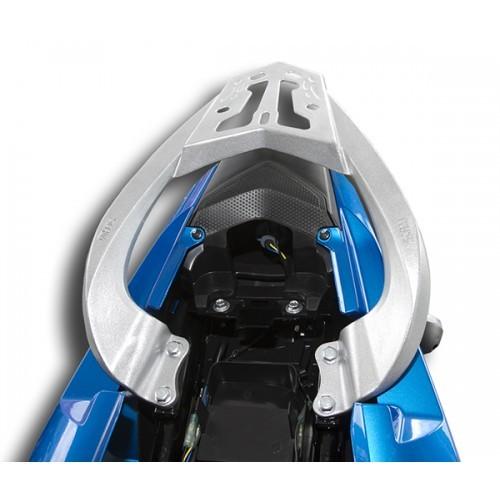 Bagageiro / Suporte Liga Leve Scam em Prata ou Preto - Fazer 150 - Yamaha