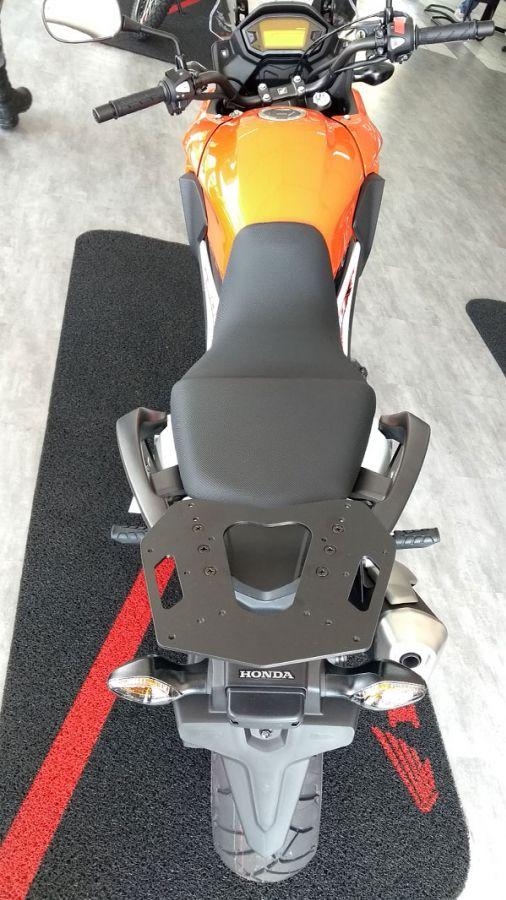Bagageiro / Suporte de Baú para Top Case Modelo Start Racing - CB 500 X - Honda