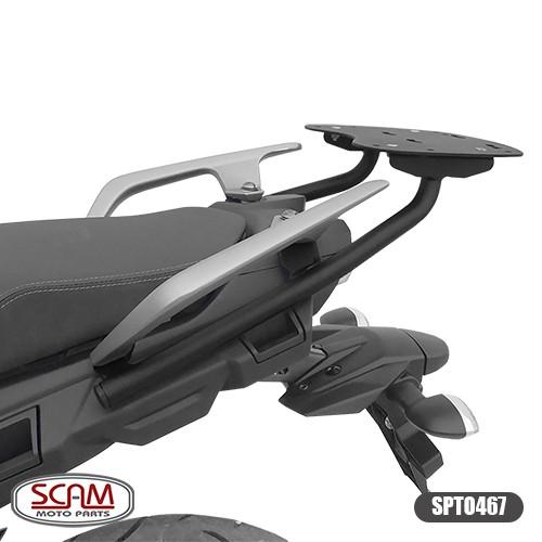Bagageiro / Base Scam para Bauleto Traseiro - Tracer 900 GT ano 2020 em Diante - Yamaha