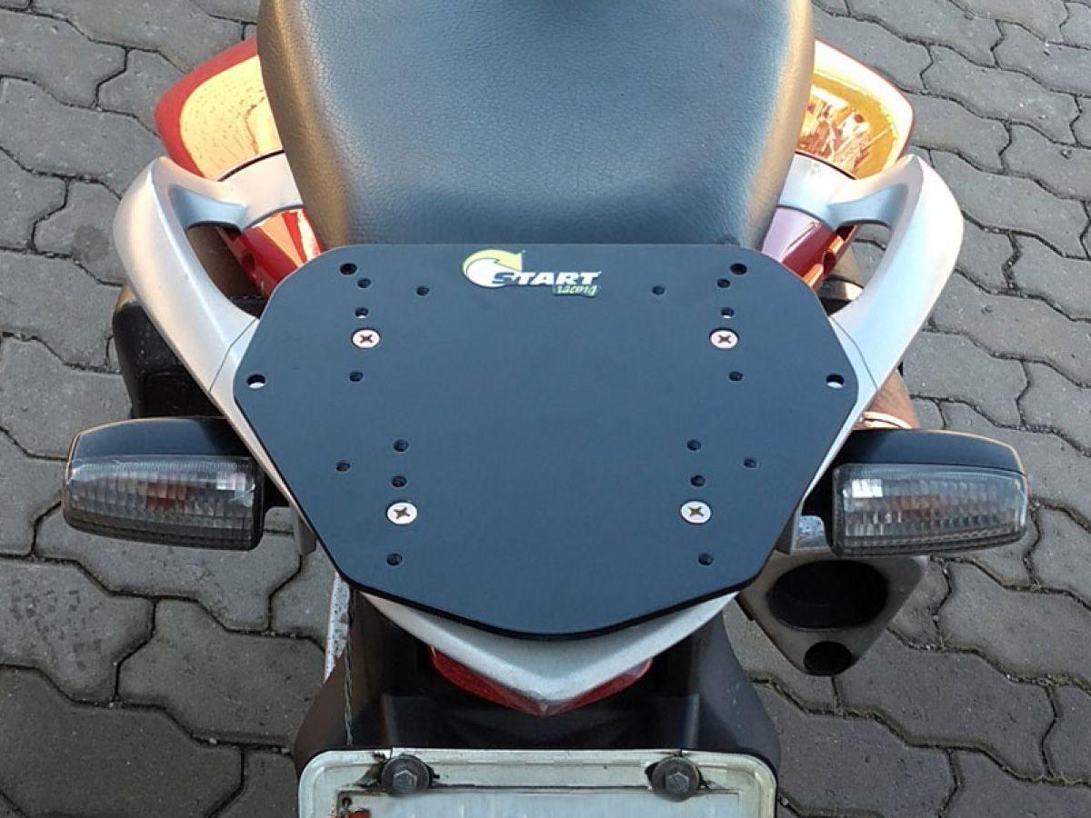 Base / Suporte em Aço Modelo Start Racing - XRE 300 - Honda