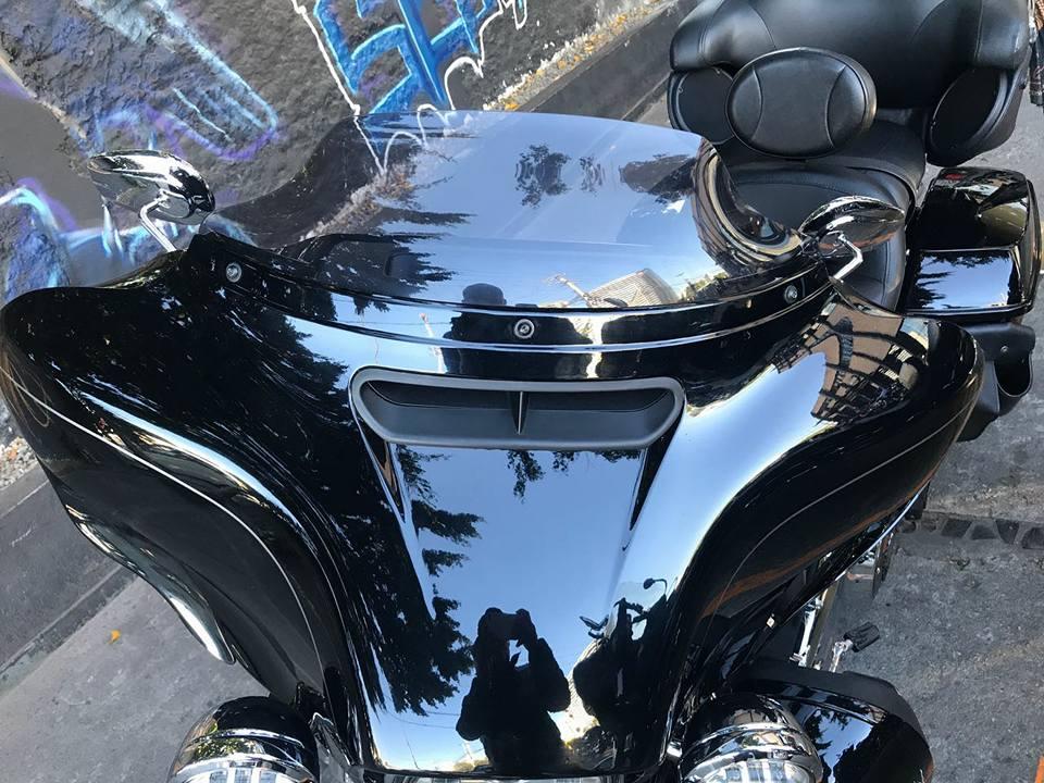 Bolha / Parabrisa Criativa Acessórios - HD Electra Glide 2014 até 2020 - Harley Davidson