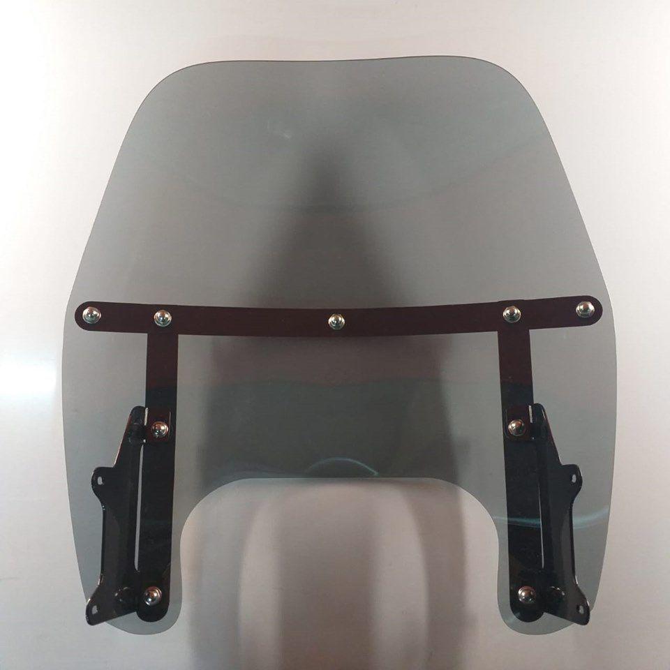 Bolha / Parabrisa Criativa Acessórios Modelo Destacável - Softail Fat Bob 2018 até 2020 - Harley Davidson