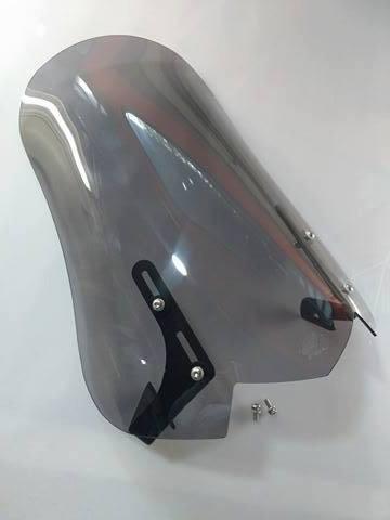 Bolha / Parabrisa Criativa Acessórios Modelo com Regulagem Alongada - XRE 300 até 2018 - Honda