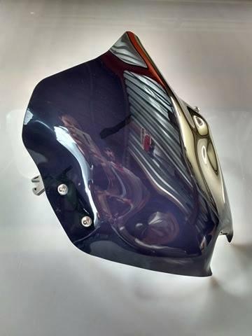 Bolha / Parabrisa Criativa Acessórios Modelo Puig - XJ 6N ano 2010 até 2019 - Yamaha