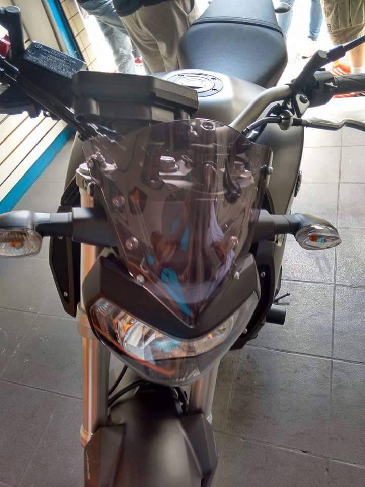 Bolha / Parabrisa Criativa Acessórios - MT-09 2015 até 2018 - Yamaha