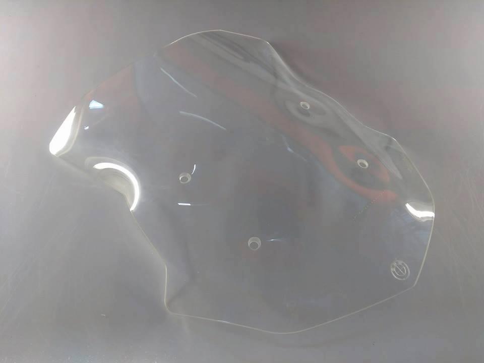 Bolha / Parabrisa Criativa Acessórios Modelo Alta - S 1000 XR 2015 até 2020 - BMW
