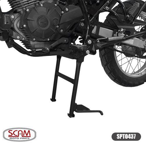 Cavalete Central Preto Scam - Crosser XTZ 150 - Yamaha