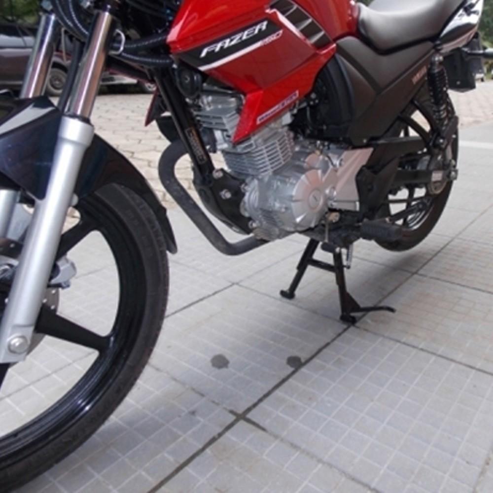 Cavalete / Descanso Central Chapam Modelo Original - YBR 125 / Factor 125 até 2015 - Yamaha