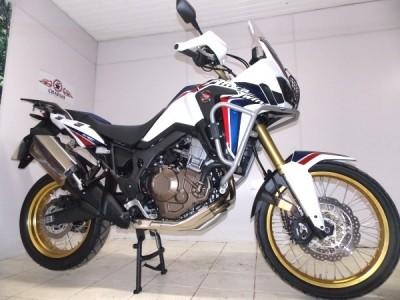 Cavalete / Descanso Central Chapam Preto - Africa Twin CRF 1000 L - Honda