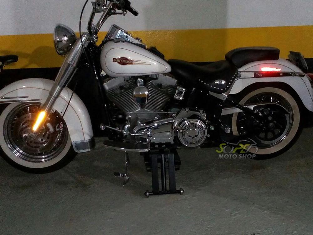 Cavalete Modelo Expert Trooper Racing PRETO - Sportster XL 883 Iron - Harley Davidson