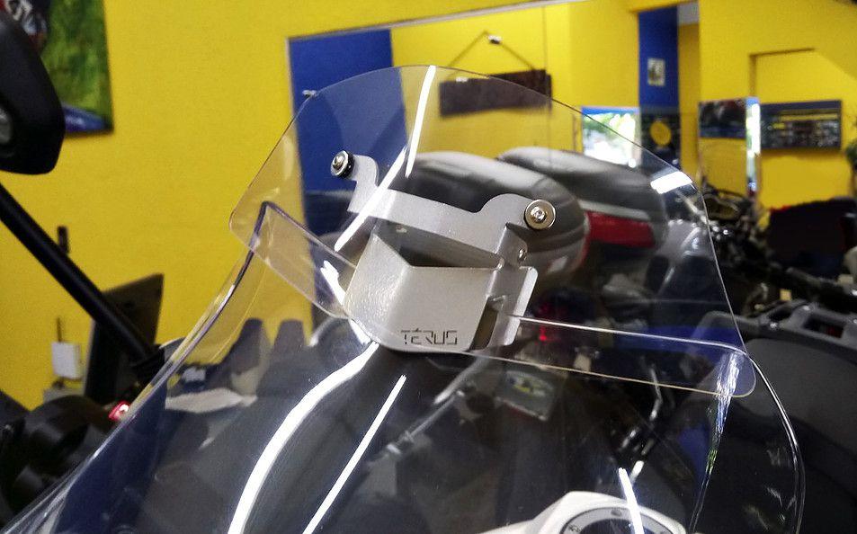 Defletor Drakar p/ Bolha Original Sirius TX1200 - Tiger Explorer 1200 ano 2017 em Diante - Triumph