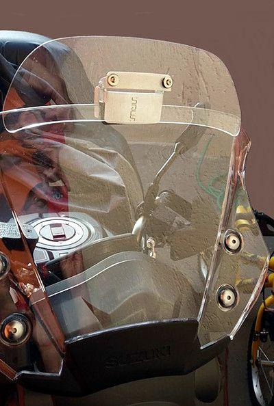 Defletor Drakar para Bolha Original Modelo Sirius RE - Dafra
