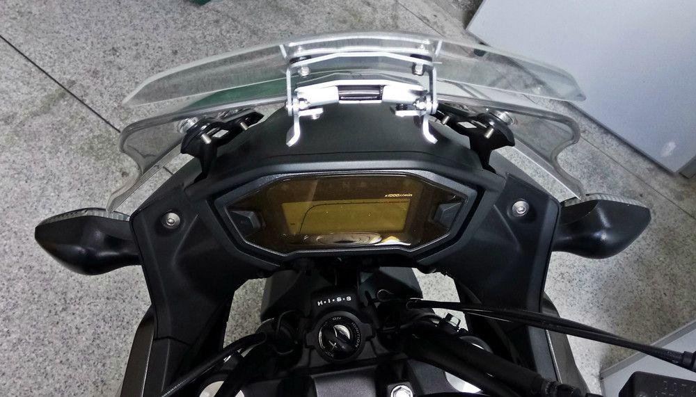 Defletor Drakar para Bolha Original Modelo Sirius S - Triumph