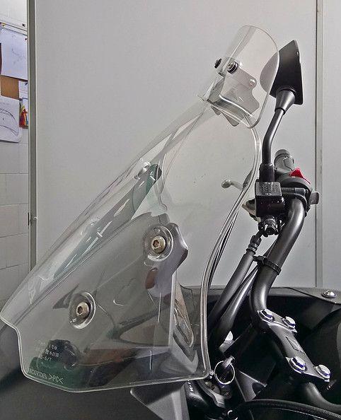 Defletor Drakar para Bolha Original Modelo Sirius S - Yamaha