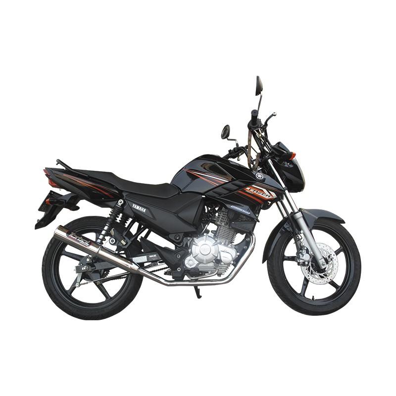 Escapamento Esportivo Modelo Torbal Colorido - Fazer 150 - Yamaha 2014 em diante