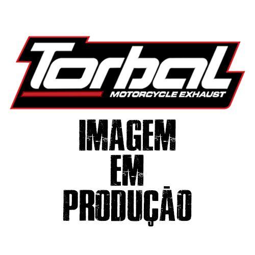 Escapamento Esportivo Torbal Modelo Thunder Bolt  2x1 Cromado - Virago 250 - Yamaha