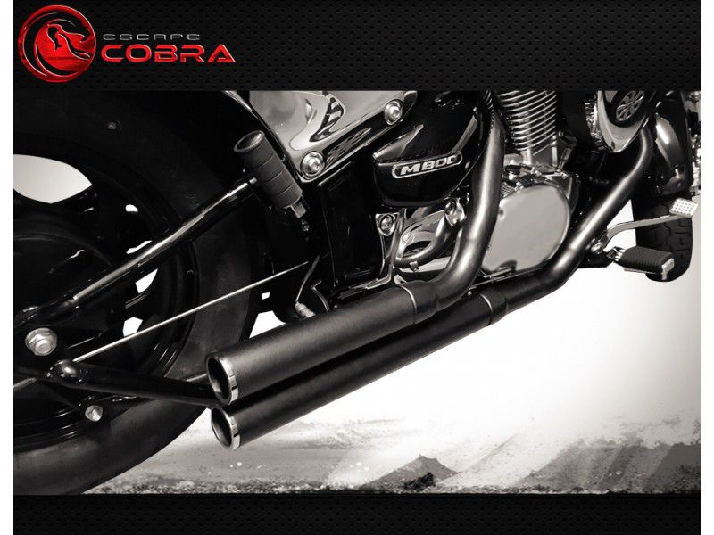 Escapamento Modelo Cobra Slashcut 2.1/2