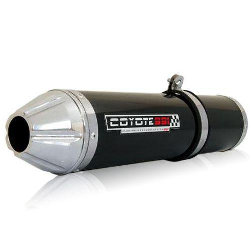 Escape / Ponteira Coyote SS1 Alumínio Oval - CB 1300 - Honda