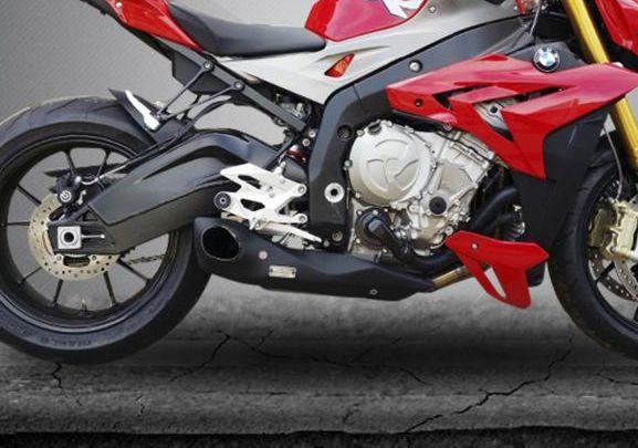 Escape / Ponteira Firetong Willy Made em Inox - S 1000 R ano 2013 em Diante - BMW