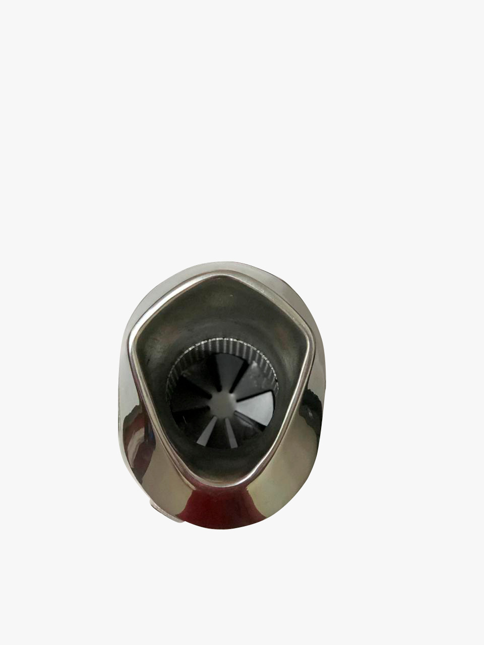Escape / Ponteira Wacs Modelo WEAGLE Oval - XRE 300 - Honda