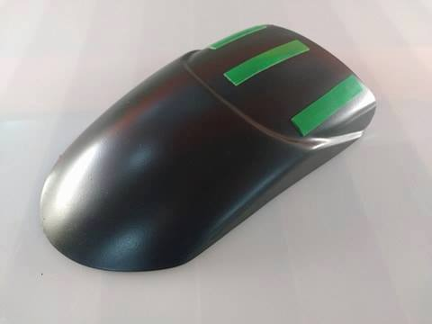 Extensor de Paralama Dianteiro Modelo Criativa Fibra - Super Tenere 1200 2012 até 2018 - Yamaha