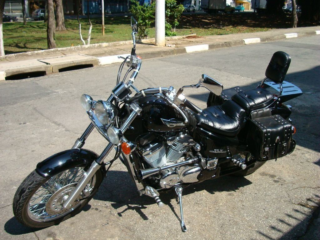 Jogo Farois Farol Auxiliar Dalavas Shadow Vt 600 Honda Super Moto Shop