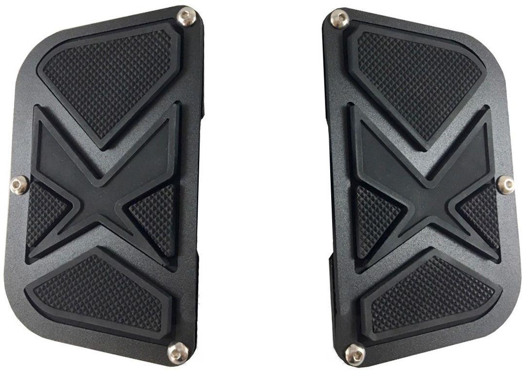 Plataforma Dianteira JMX Fixa Modelo Fly (PAR) - HD Dyna / Sportster - Harley Davidson