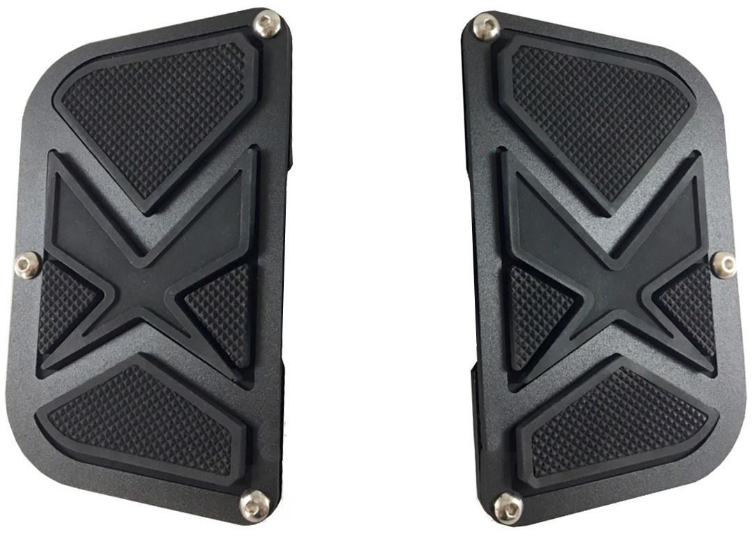 Plataforma Dianteira JMX Fixa Modelo Fly (PAR) - Virago 250 - Yamaha