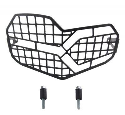 Protetor de Farol Principal Chapam em Aço Carbono - F 750 / 850 GS - BMW